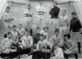 1891 Vanderbilt Commodores football team - Image: 1891Vandy