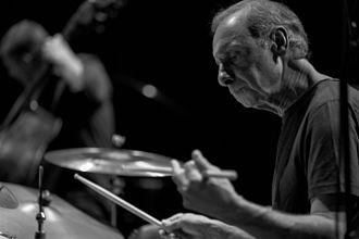 Joe LaBarbera - LaBarbera performs at the International Jazz Festival of Punta del Este in 2015.