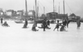 1912 frozen harbor Gloucester Massachusetts by Chester Walen.png