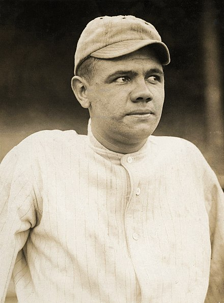 Babe Ruth in 1915 1915 Babe Ruth.jpeg