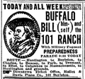 1916 BuffaloBill HuntingtonAve BostonGlobe June12.png