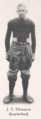 1916 Pitt quarterback James Morrow.png