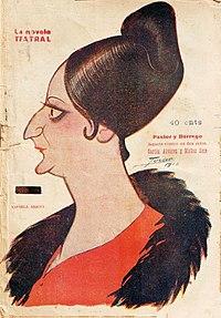 1918-03-03, La Novela Teatral, Rafaela Abadía,Tovar.jpg