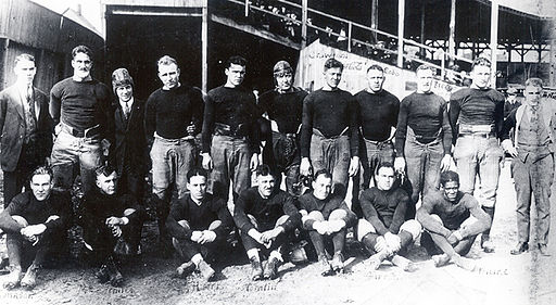 the national football leagues amazing history But kenny washington was the jackie robinson of the national football league  (nfl)  still, none were drafted, even though the nfl had 10 teams in 1940 and  each  despite washington's incredible college career, no nfl team  jackie  robinson wasn't the only black athlete to make sports history.
