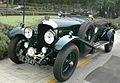 1929 Bentley 4½-litre tourer (16292594708).jpg