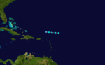 1936 Atlantic tropical storm 12 track.png