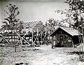 1939. Laboratory under construction at the University of Washington's Pack Forest. La Grande, Washington. (34829634652).jpg