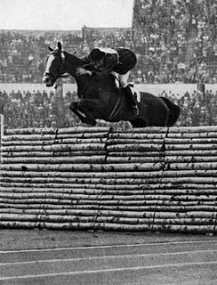 Equestrian at the 1952 Summer Olympics – Individual jumping Equestrian at the Olympics