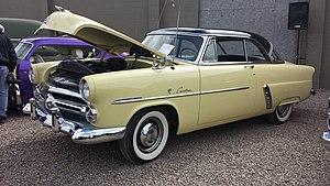 1952—1954 Ford