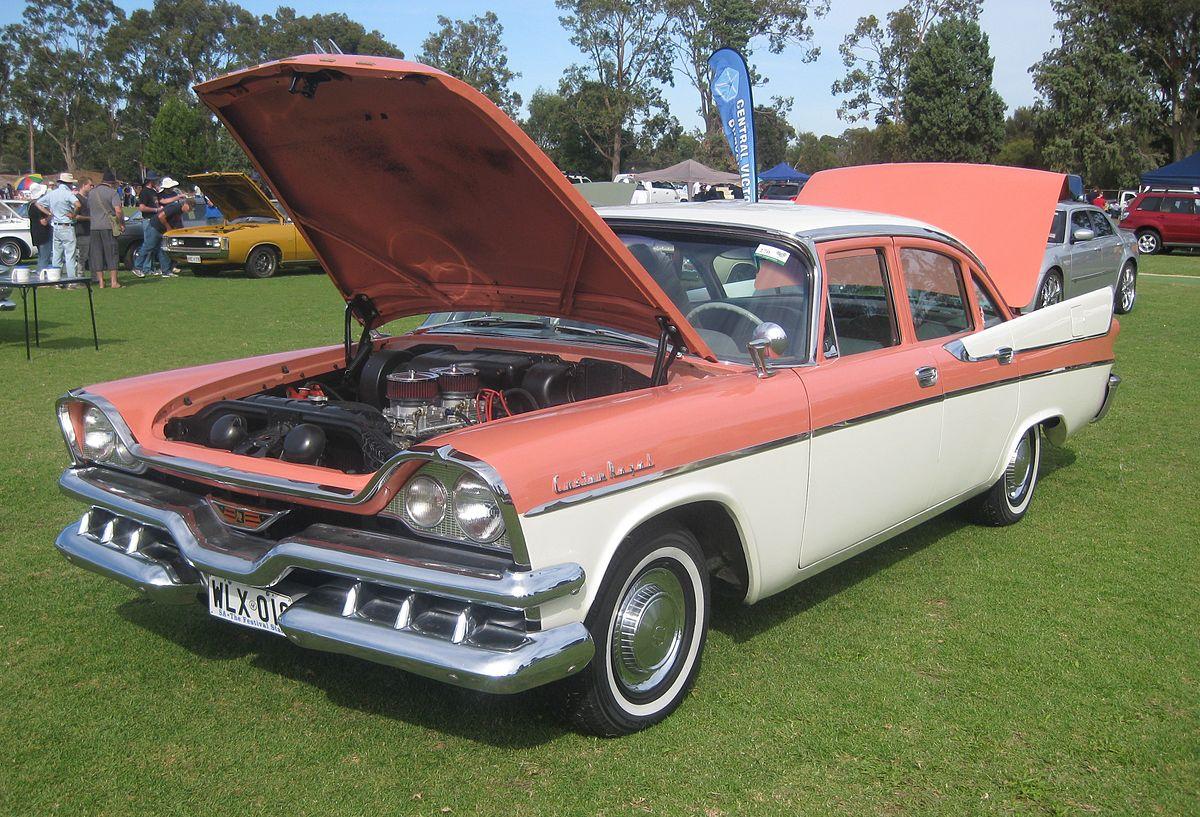 1957 dodge cars
