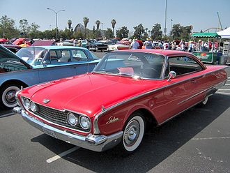 Ford Galaxie - 1960 Starliner