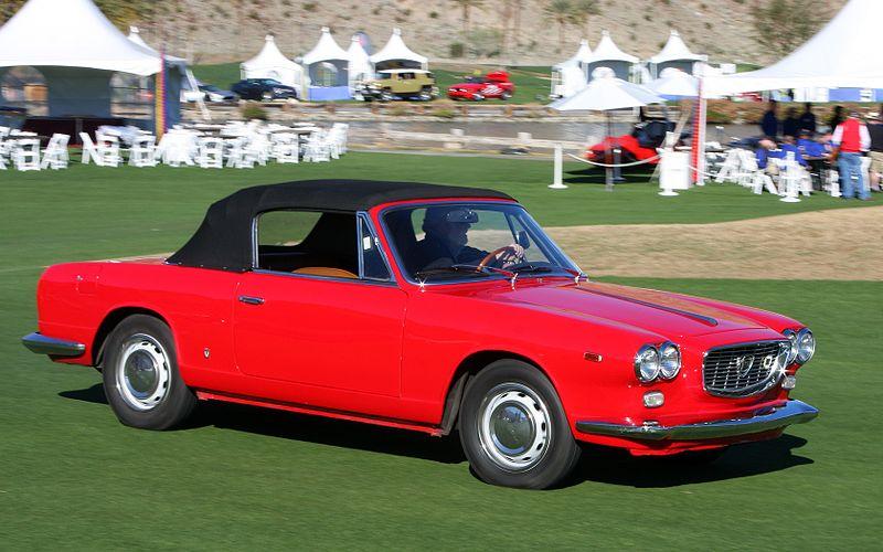 File:1965 Lancia Flavia Cabriolet Vignale Milleotto fvr.jpg