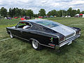1967 AMC Marlin fastback at AMO 2015 meet in black and silver 6of6.jpg
