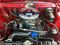 1968 AMC AMX in red all original Go Pac 390 4-speed in Maryland 18of18.jpg