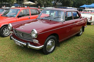 Peugeot 404 Motor vehicle