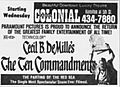 1972 - Colonial Theater Ad - 28 May MC - Allentown PA.jpg