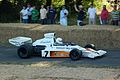 1973 Mclaren Ford M23 Goodwood, 2009.JPG
