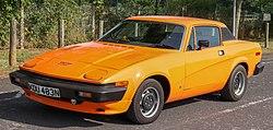 1975 Triumph TR7 3.5 Front.jpg