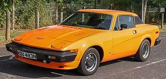 Harris Mann - Triumph TR7