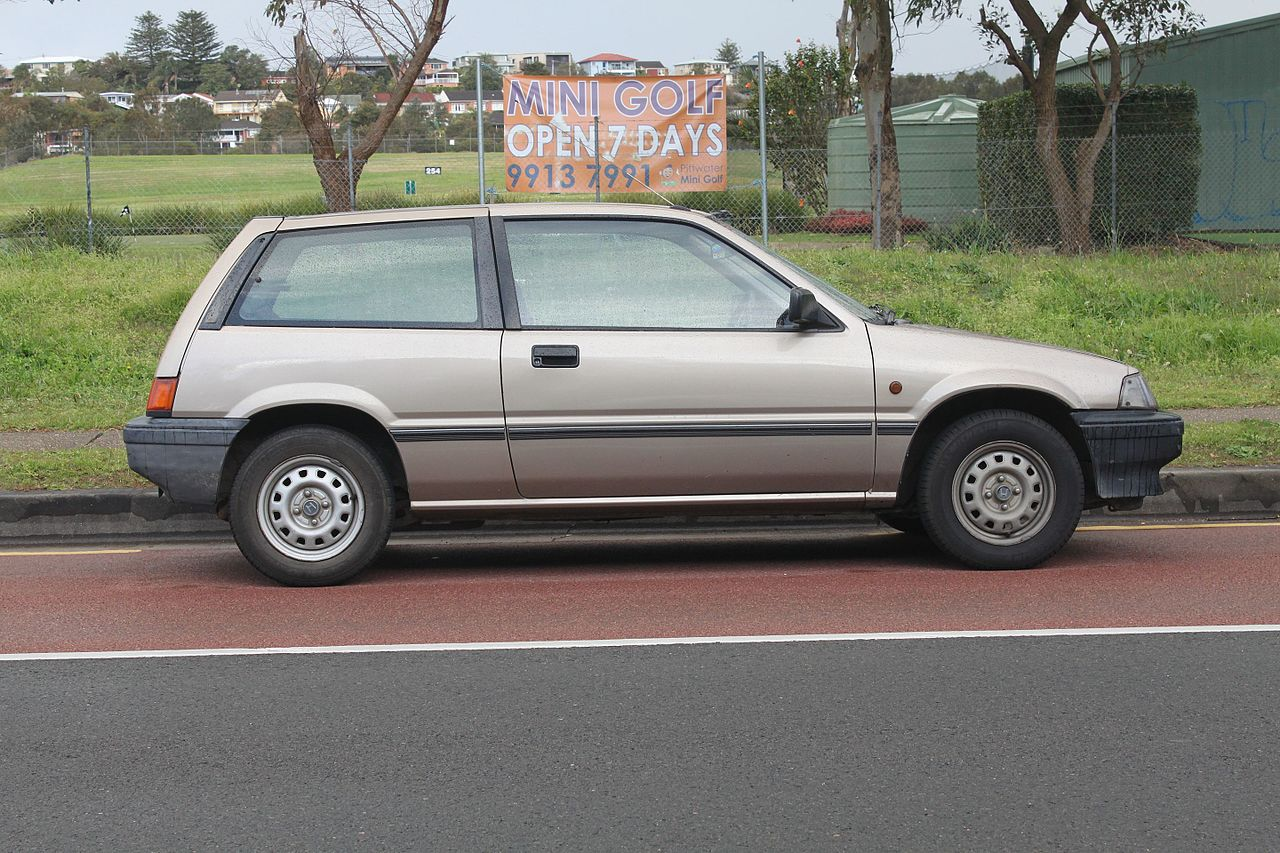 Honda civic hatchback 1985 the image for Honda civic 1985