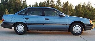 Ford Taurus - 1990 Ford Taurus GL