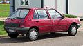 1991 Peugeot 205 1.1 GR, Dieppe, Seine-Maritime - France (17645713378).jpg