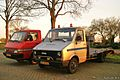 1993 Nissan Trade & 1983 Iveco Daily (12779078124).jpg