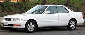 Acura TL - 1996-1998 Acura TL
