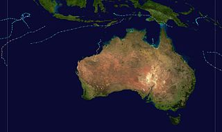 2001–02 Australian region cyclone season cyclone season in the Australian region