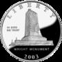 2003 First Flight Centennial Clad Proof (Obverse).png