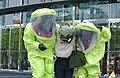 2005년 5월 9일 서울특별시 강남구 코엑스 재난대비 긴급구조 종합훈련 리허설 DSC 0140.JPG