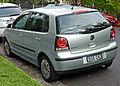 2005-2008 Volkswagen Polo (9N3) Match 5-door hatchback (2011-03-10).jpg