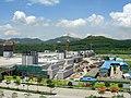 2006年 建设中的深圳中心书城 - panoramio.jpg