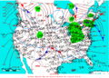 2006-02-05 Surface Weather Map NOAA.png