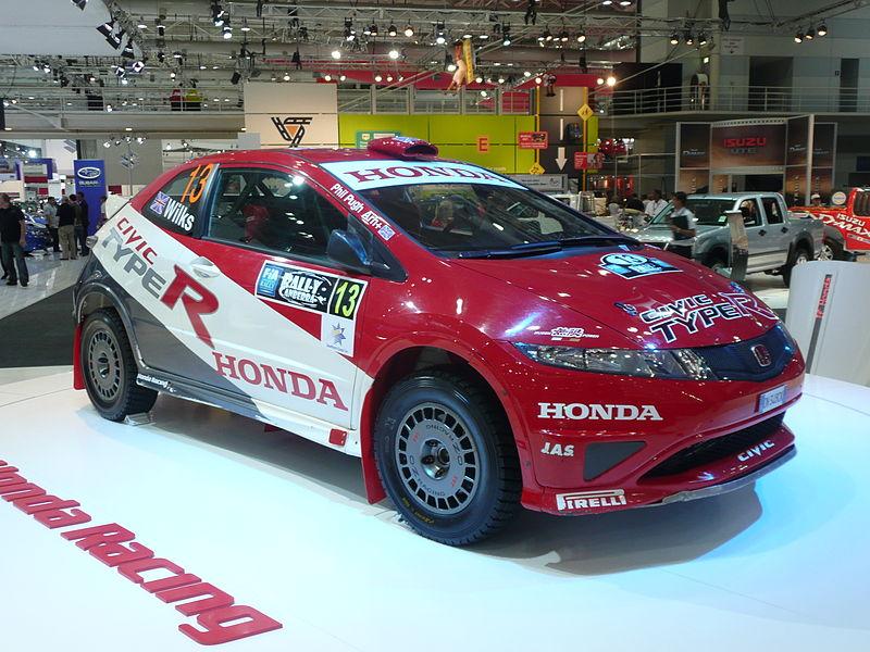 File:2006-2008 Honda Civic Type R R3 3-door hatchback 01 ...