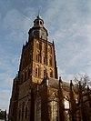 2007-01-23 10.44 zutphen, walburgkerk kerktoren