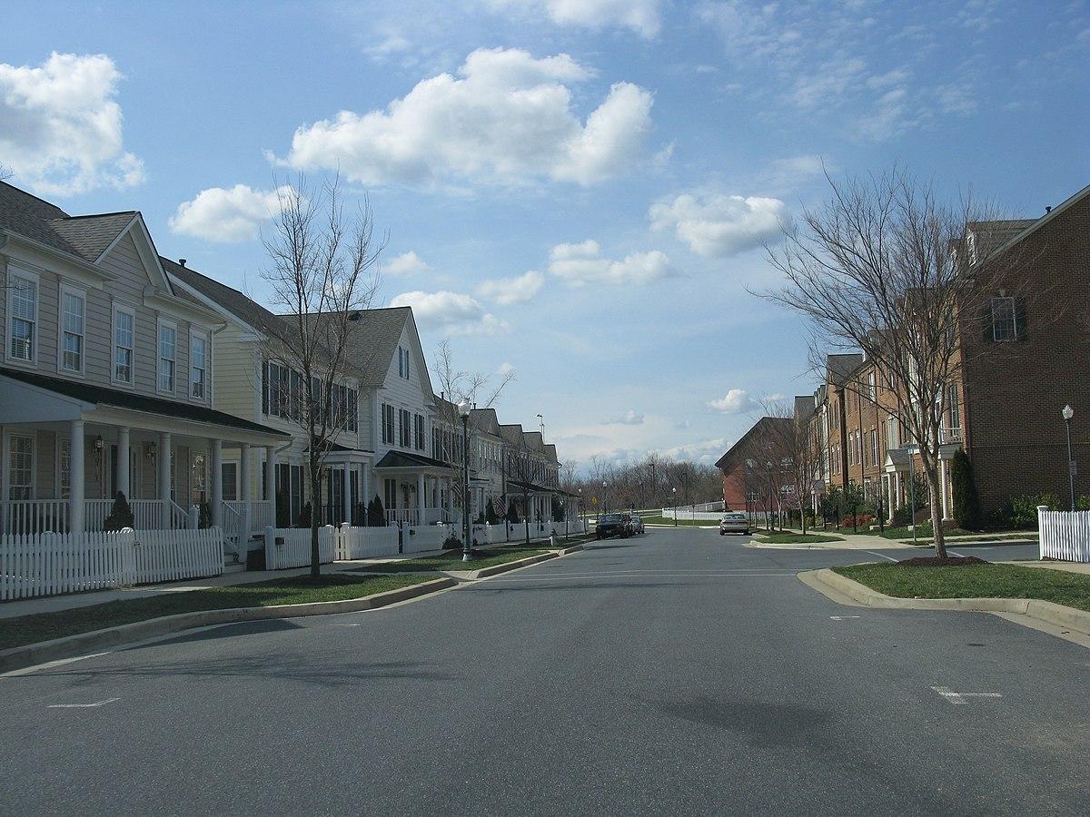 New Urbanism – Definition, Merkmale, Beispiele