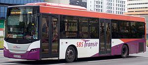 Transport in Singapore - SBS Transit