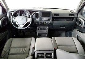 Honda Ridgeline Wikipedia