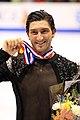 2009 Skate America Men - Evan LYSACEK - Gold Medal - 4085a.jpg
