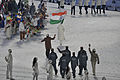 2010 Opening Ceremony - India entering.jpg