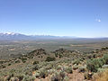 "2014-06-13 12 30 07 View south from the summit of ""E"" Mountain in the Elko Hills of Nevada.JPG"