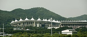 Incheon Munhak Stadium - Image: 2014 Asian Games 5