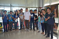 2014 Waray Wikipedia Edit-a-thon 36.JPG