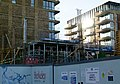 2015-London-Woolwich, Royal Arsenal Crossrail development 09.jpg