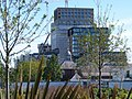 2015 London-Woolwich, Cannon Square construction site 16.jpg
