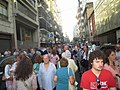 2015 enero Buenos Aires marcha reclamando Justicia para Nisman (8).JPG