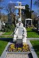 2016-03-31 GuentherZ Wien11 Zentralfriedhof (58) Ruhestaette Schulschwestern vom 3.Orden des Hl Franziskus.JPG