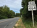 2016-09-21 10 55 44 View west along Maryland State Route 464 (Point of Rocks Road) at Ballenger Creek Pike in Point of Rocks, Frederick County, Maryland.jpg