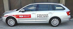 Financial Guard (Austria) - Car of the Financial Guard